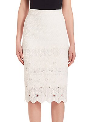 Dia Lace Skirt