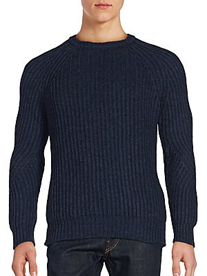 Troyer Wool Blend Sweater