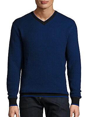 Merino Wool Knit Pullover