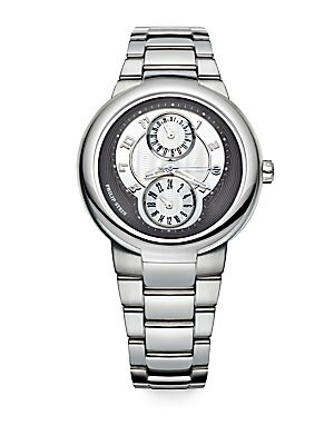 Active Stainless Steel Bracelet Watch