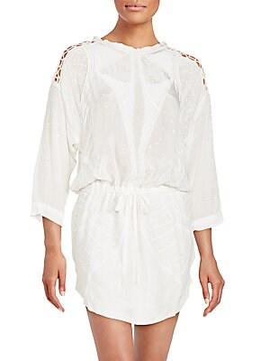 Anita Cotton Lace Dress
