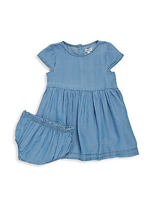 Baby's Chambray Dress