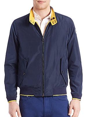 Band Collar Jacket