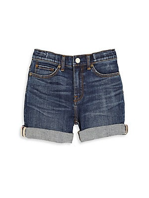 Little Girl's & Girl's Denim Shorts