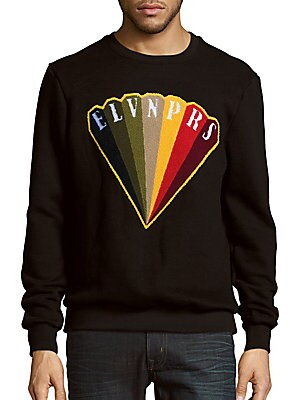 Lofert Diamond Logo Sweater