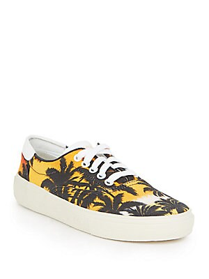Court Classic Palm Tree Sneakers