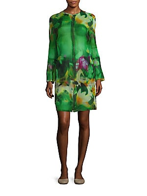 Diedra Silk Dress