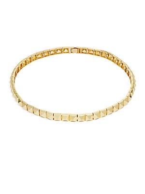 18K Gold-Plated Choker