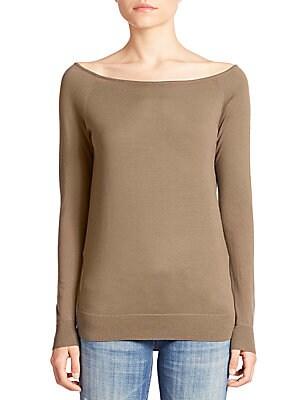 Ebliss Boatneck Sweater