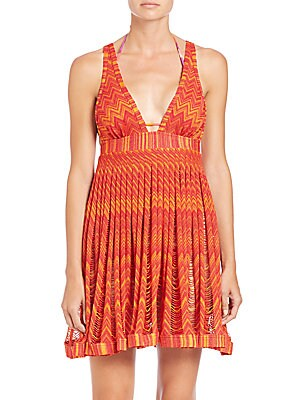Babydoll Cover-Up Dress