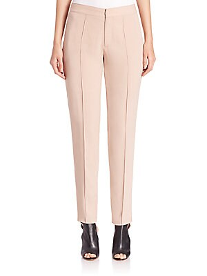 Crepe Suiting Pants