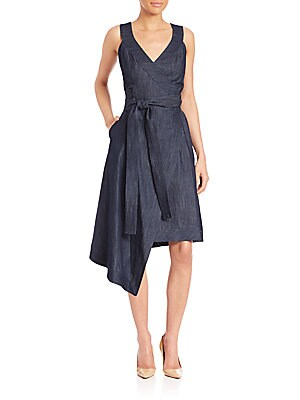 Marikka Wrap Dress