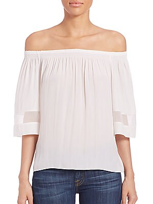 Jessa Off-Shoulder Top