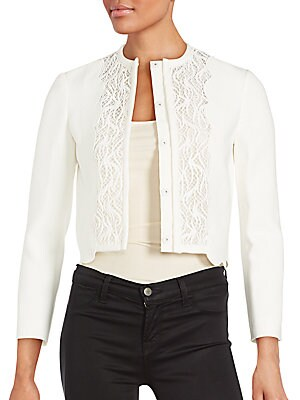 Front Button Long Sleeve Jacket