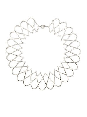 Collar Necklace- 19in
