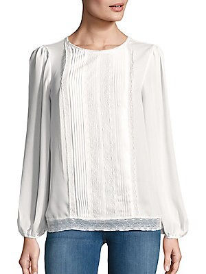 Solid Space Tuck Top