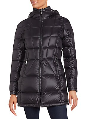 Full Zip Puffer Jacket