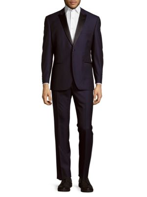 Lounge Style Tuxedo Ike Evening by Ike Behar