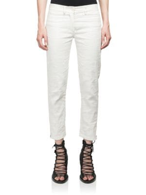 Fitted Trousers Ann Demeulemeester
