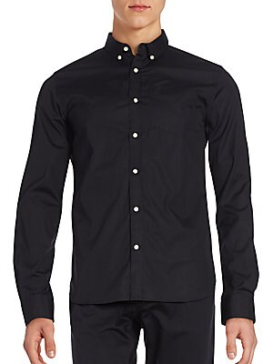 Slim-Fit Buttondown Shirt