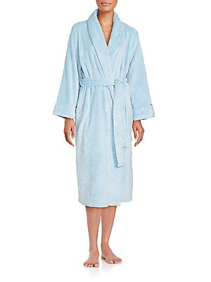 Trimmed Classic Robe