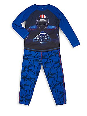 Boy's Super Bowl Shirt & Pants Set