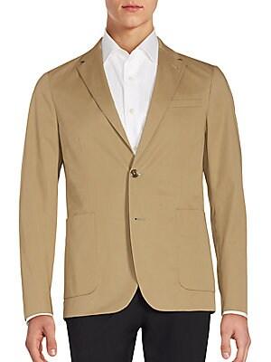 michael kors male long sleeve cotton jacket
