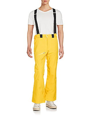 Propulsion Zipped Tailored Pants