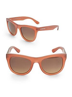 Cat's Eye Gradient Sunglasses