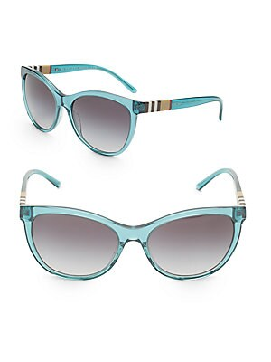 Gray Gradient Wayfarer Sunglasses