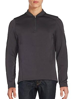 Club Half Zip Jacket