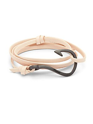 Textured Wrap Bracelet