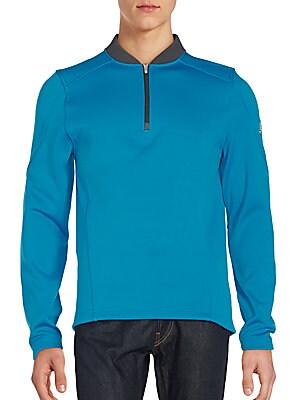 Club Half Zip Shirt