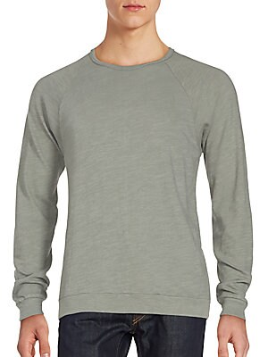Cotton Raglan Tee
