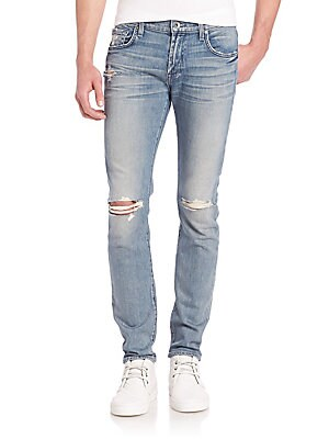 Paxtyn Ripped Skinny Jeans