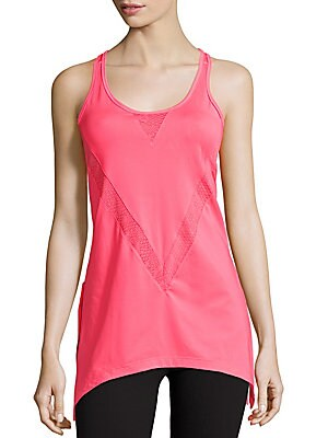 Sleeveless Solid Tank Top