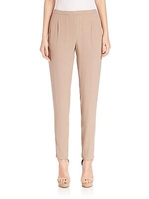Silk Georgette Pants