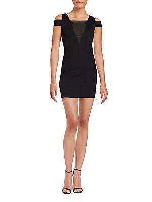 Square Neckline Dress