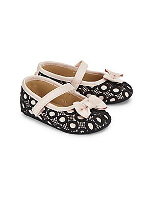 Girl's Lace Mary Jane Shoes