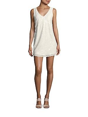 Sleeveless Knit Cocktail Dress