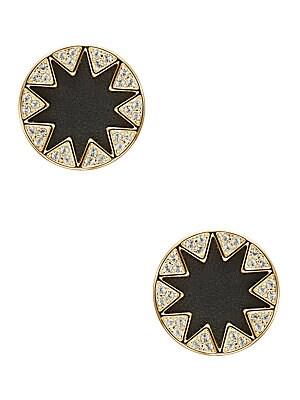 Sunbrust Stud Earrings