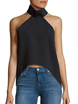 Click here for Halter Neck Sleeveless Top prices