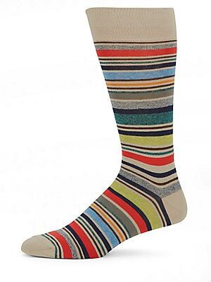 Japse Variegated Stripe Socks