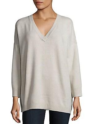 Babysoft Drop-Shoulder Pullover