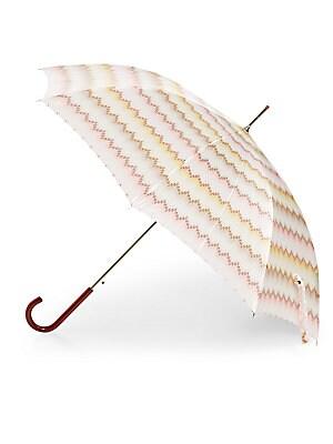 Automatic Release Striped Umbrella