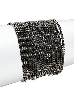 Handmade Cupchain Layered Bracelet
