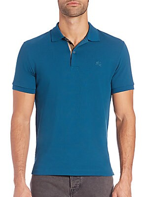 Oxford Modern-Fit Polo
