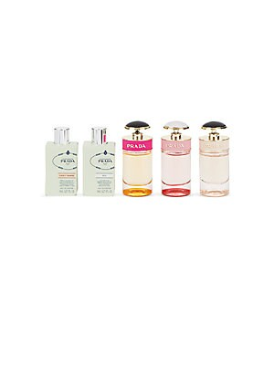 Prada Five Piece Fragrance Set