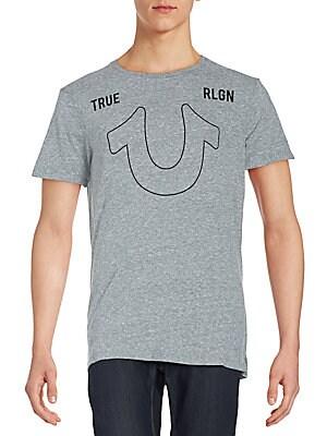 Crewneck Short Sleeve T-Shirt