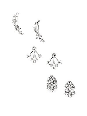 Click here for Three Piece Earring Set prices
